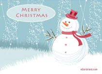 eCards  Wonderful Christmas,
