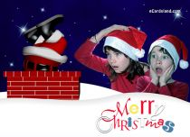 Free eCards - Christmas Trick,