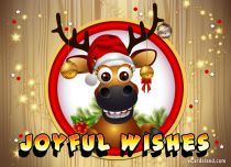 Free eCards, Merry Christmas cards - Joyful Wishes!,