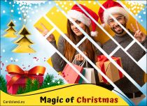 Free eCards, Free musical greeting cards - Magic of Christmas!,
