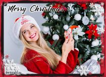 Free eCards, Free Santa Claus cards - Merry Christmas To You!,
