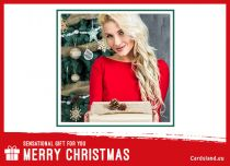 Free eCards, Christmas cards free - Sensational Gift for You,