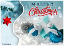 Free eCards, Merry Christmas e-cards - White Christmas,
