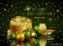 Free eCards, Christmas cards online - Wish You A Merry Christmas,