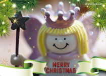 Free eCards - Christmas Angel,