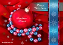 Free eCards - Christmas Bubble,