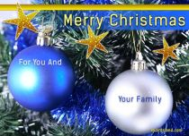 eCards  Christmas Card,