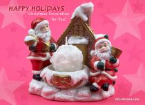 eCards Christmas Christmas Decoration for You, Christmas Decoration for You