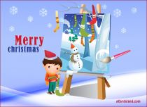 Free eCards - Christmas picture,