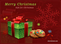 Free eCards - Gift for Christmas,