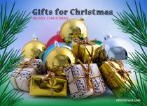 Free eCards - Gifts for Christmas,