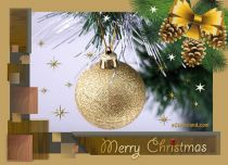 Free eCards - Green  Christmas Holidays,