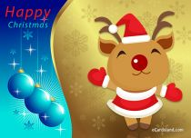 eCards  Happy Christmas,