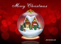 eCards Christmas Christmas ball, Christmas ball