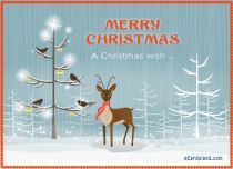 Free eCards - A Christmas Wish,