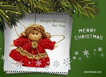 Free eCards - Angel Wishes,