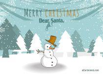 eCards Christmas Christmas eCard, Christmas eCard