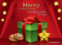Free eCards - Christmas Gifts for You,