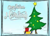 eCards Christmas Christmas Holiday, Christmas Holiday