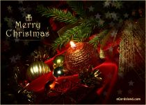 Free eCards - Christmas Sparkle,