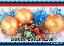 eCards - Christmas Time,