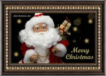 Free eCards - Grandfather Santa,
