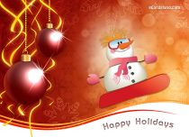 Free eCards - Happy Holidays,