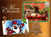 Free eCards - Happy Santa Claus,