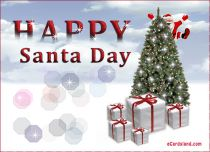 Free eCards - Happy Santa Day,