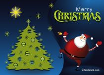 eCards Christmas Santa Claus, Santa Claus