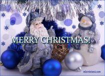 eCards Christmas Santa Day, Santa Day