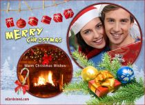 Free eCards - Warm Christmas Wishes,
