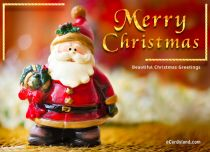 eCards Christmas Beautiful Christmas Greeting, Beautiful Christmas Greeting