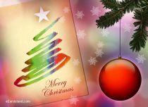 eCards Christmas Card for Christmas, Card for Christmas