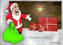 Free eCards - Christmas Gifts,