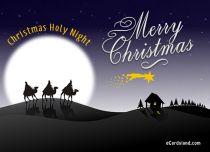 Free eCards - Christmas Holy Night,