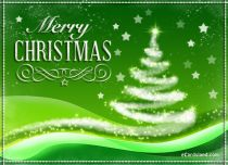 Free eCards - Green Holidays,