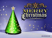eCards - Magic Christmas Tree,