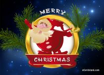 Free eCards - Santa Claus Wishes,