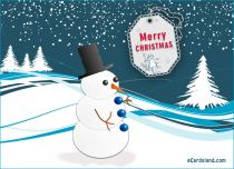 Free eCards - Snowman Greeting,