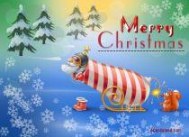 eCards Christmas Funny Santa Claus, Funny Santa Claus