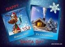 eCards - Merry Ho,