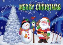 Free eCards - White Christmas,