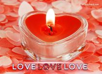 eCards  Flame of Love,
