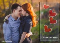 Free eCards - Love at First Sight,
