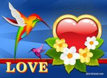 eCards Love Paradise Love, Paradise Love