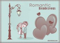 eCards  Romantic Rendezvous,