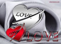 Free eCards - Silver Love,