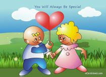 eCards Love You Will Always Be Special, You Will Always Be Special