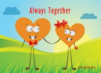 Free eCards - Always Together,